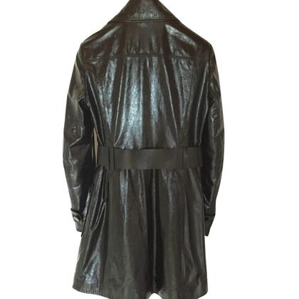 Blumarine Patent leather jacket