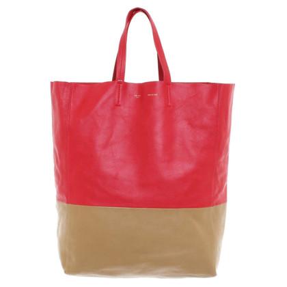 Céline Shopper rosso