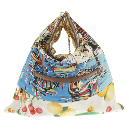 Dolce & Gabbana Tote bag with mixed pattern