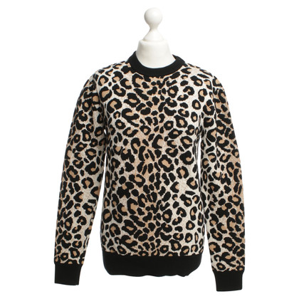 Céline Animal print sweater
