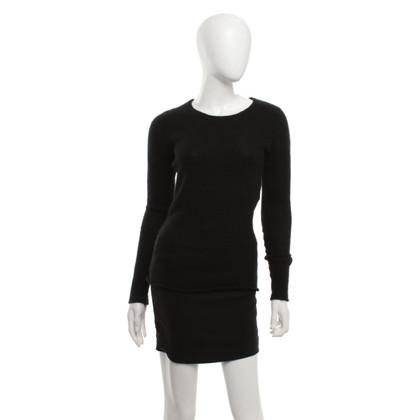 Diane von Furstenberg Kasjmier trui in zwart
