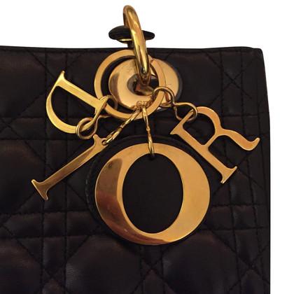 """Christian Dior """"Medium Lady Dior"""""""