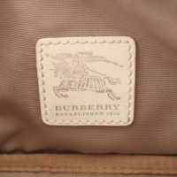 Burberry Pochette in white