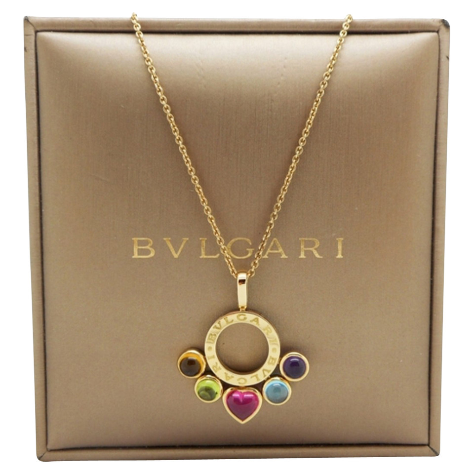Bulgari necklace buy second hand bulgari necklace for 790000 bulgari necklace mozeypictures Image collections