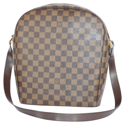 "Louis Vuitton ""Ipanema GM Damier Ebene Canvas"""
