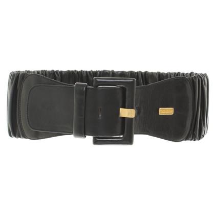 JOOP! Leather waistcoat
