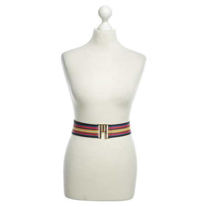 Missoni Waist belt with stripes
