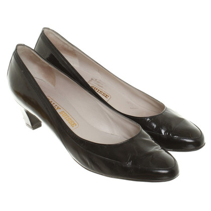 Bally pumps en noir