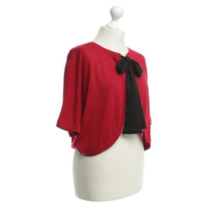 DKNY Bolero in rosso