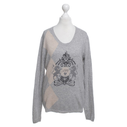 FTC Cashmere sweaters in gray