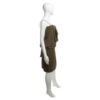 Aquascutum Dress in olive