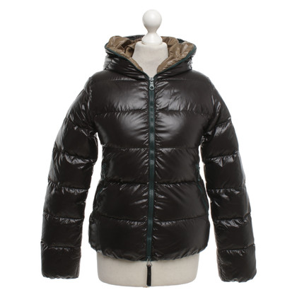Duvetica Down jacket in anthracite