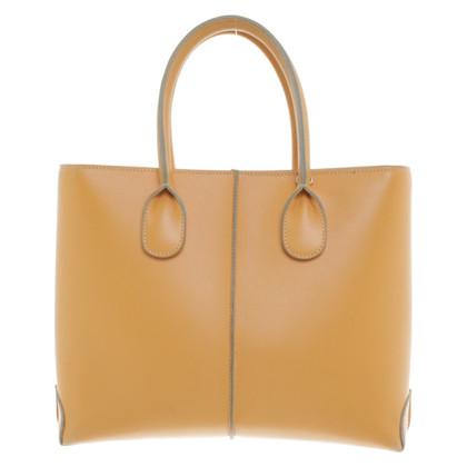 Tod's Handbag in yellow
