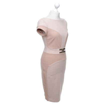 Elisabetta Franchi Dress in rosé / apricot