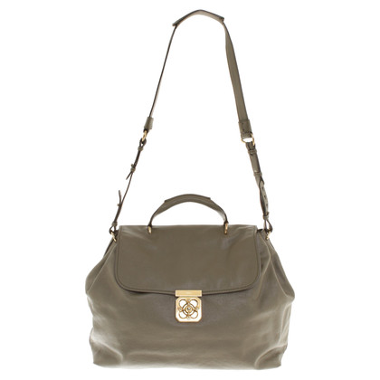 "Chloé ""Elsie Bag"" in green"