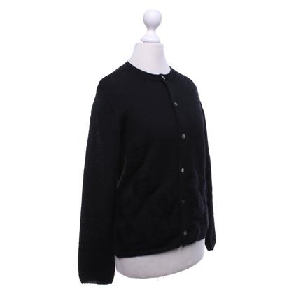Comme des Garçons Vest in zwart