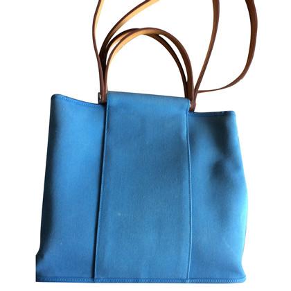 """Hermès """"Cabag"""" in Blau"""