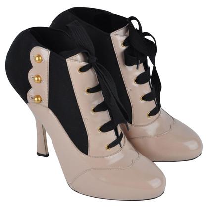 Dolce & Gabbana Stivali in Beige