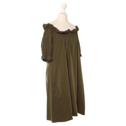 Diane von Furstenberg Dress in olive