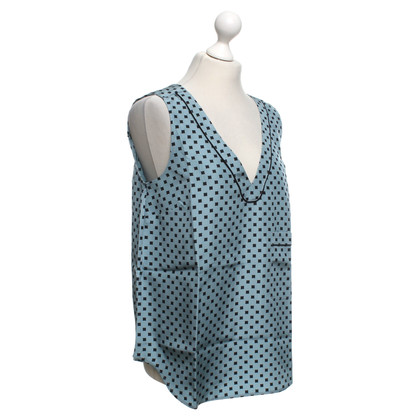 Marc Jacobs Blouse in blue