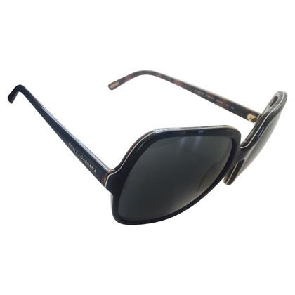 Dolce & Gabbana Schwarze Sonnenbrille