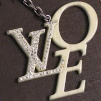 "Louis Vuitton ""LOVE"" hanger"