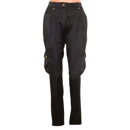 Roberto Cavalli pants from silk