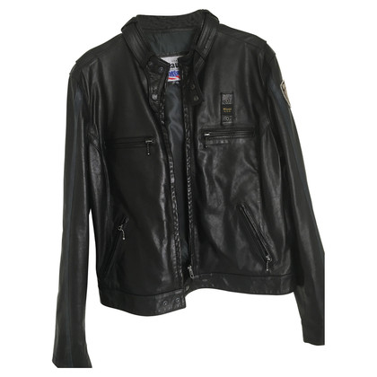 Blauer USA Leather jacket