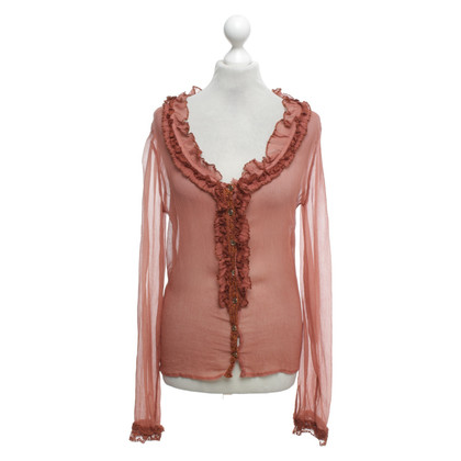 D&G Blouse in roestrood