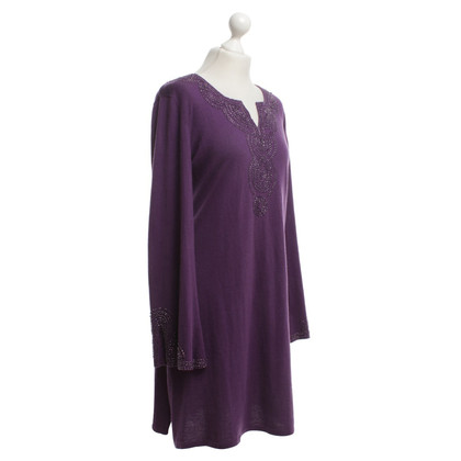 Allude Jurk in Purple