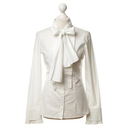 Van Laack Blouse with shawl collar