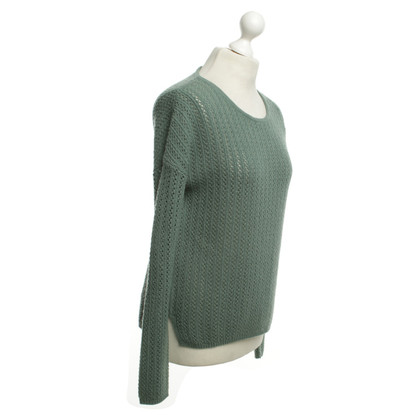 FTC Strickpullover in Grün