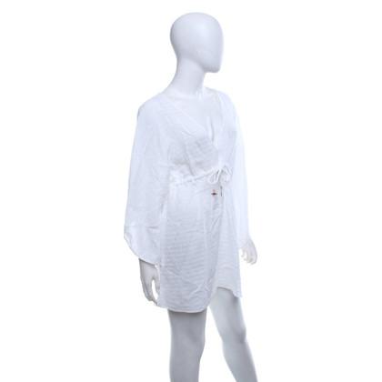 Lazul Tunica in bianco