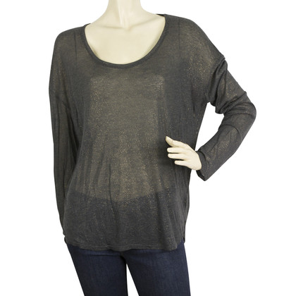Zadig & Voltaire Sweater with fancy yarn