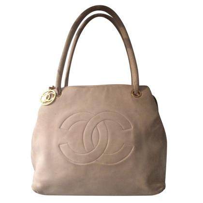Chanel Suede bag