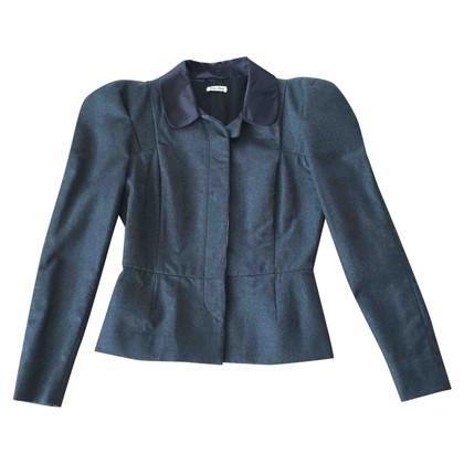 Miu Miu giacca sportiva di lana
