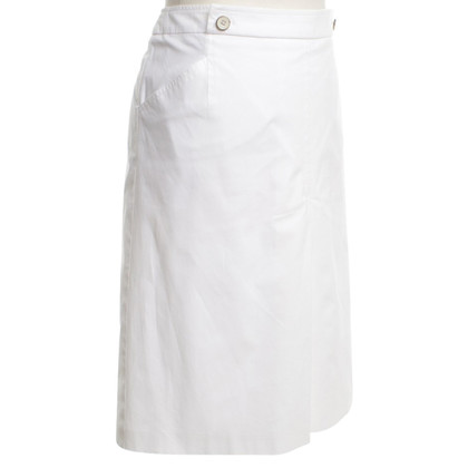 Rena Lange skirt in white