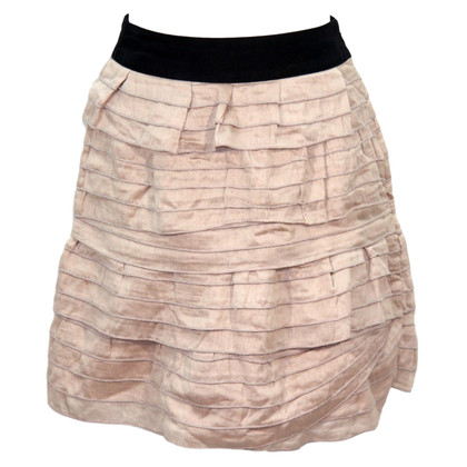 Reiss skirt in Beige