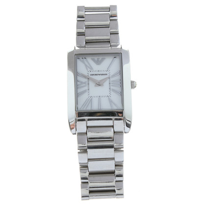 Armani Watch in silver