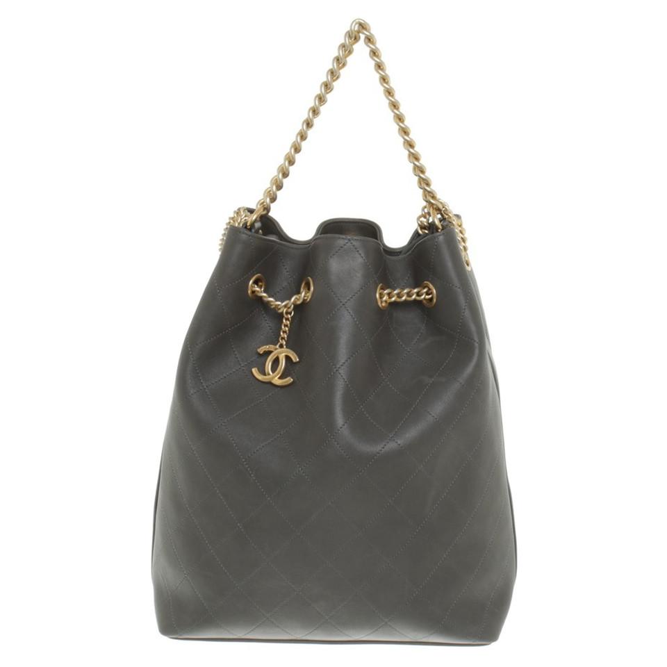 chanel sac en cuir sac acheter chanel sac en cuir sac second hand d 39 occasion pour. Black Bedroom Furniture Sets. Home Design Ideas