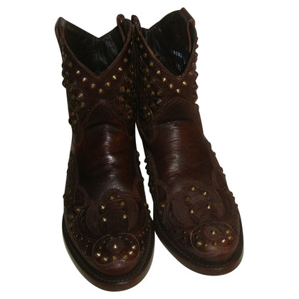 Ash Ankle boots with studs