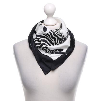 Salvatore Ferragamo Zijden sjaal