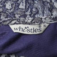 Whistles Oberteil mit Muster