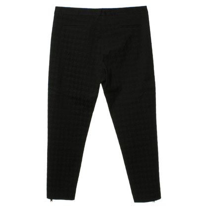 Stella McCartney Pants with Houndstooth pattern