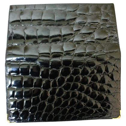 Gucci Portemonnee van krokodillenleer