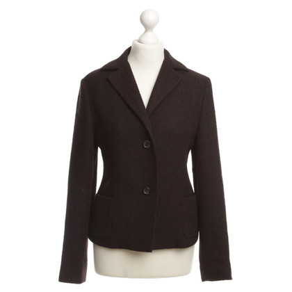 Jil Sander Blazer in marrone