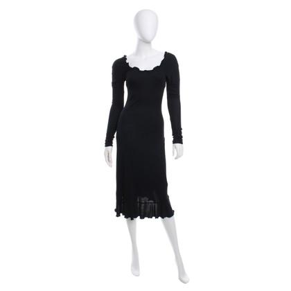 Gianni Versace Dress in dark blue