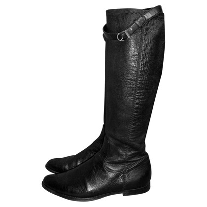Unützer leather boots