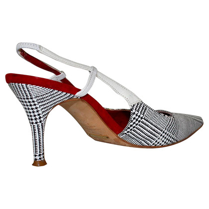 Dolce & Gabbana Sling-backs from Tweed