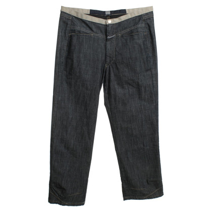 Marithé et Francois Girbaud Jeans in donkerblauw